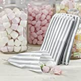 Papiertüten für Ihre Candy-Bar oder Süßigkeitenecke / 25 Tüten pro Packung