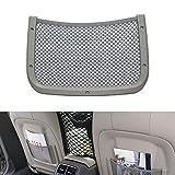 Daxey parte posteriore dell'automobile di sedile posteriore Porta bagagli Deposito dell'organizzatore della maglia Trasporto Pouch Net Pocket Fit For Audi A4 Quattro BMW X3 118i