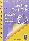 Lecture CM1-CM2