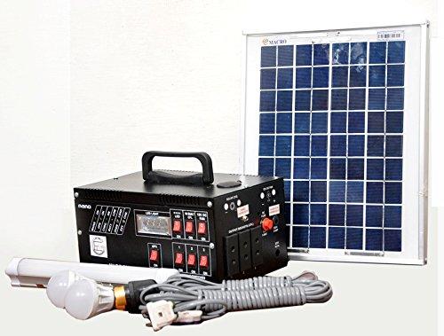 Tridanta Soura shakti punja(Mini solar home lighting)