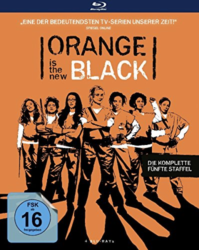 Orange is the New Black - 5. Staffel [Blu-ray]