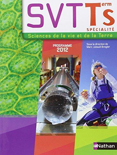 SVT Term S spécialité