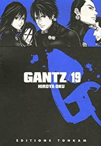 Gantz Edition simple Tome 19