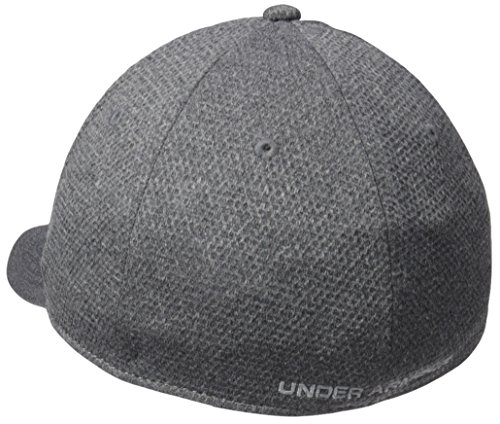 Under Armour Herren Men's Heather Blitzing Cap Kappe Grau
