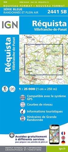Réquista/Villefranche-de-Panat : 2441sb
