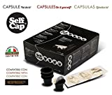 NESPRESSO 100 CAPSULES CHARGEABLE SELF CAP