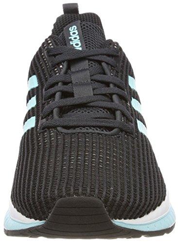 super popular 56d54 93d0b Adidas Damen Questar Tnd Laufschuhe Grau (carbon S18  Clear Aqua  Core  Black) ...