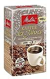 Melitta Gemahlener Röstkaffee, Filterkaffee, vollmundig mit karamelliger Note, mittlerer Röstgrad, Stärke 3, Kaffee des Jahres, 500 g