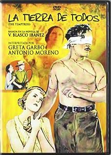 Dämon Weib / Totentanz der Liebe / The Temptress (1926) DVD Region 2 Greta Garbo