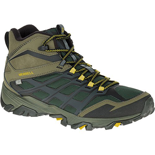 merrell-moab-fst-ice-plus-thermo-walking-shoes-uk-9-pine-grove-dusty-olive
