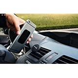 Okra Universal Magnetic Vent Car Mount For iPhone 6/5s/5c/4s, Galaxy S5/S4/S3/S2, HTC One & All Smarthphones And Gps Devices - (Retail Packaging)