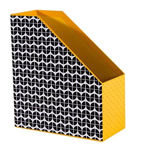 Goldbuch 89601 offline - Portariviste, formato A4, colore: Giallo