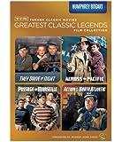 Tcm Greatest Classic: Legends - Humphrey Bogart [DVD] [Region 1] [NTSC] [US Import]