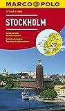 MARCO POLO Cityplan Stockholm 1:15 000 (MARCO POLO Citypläne)