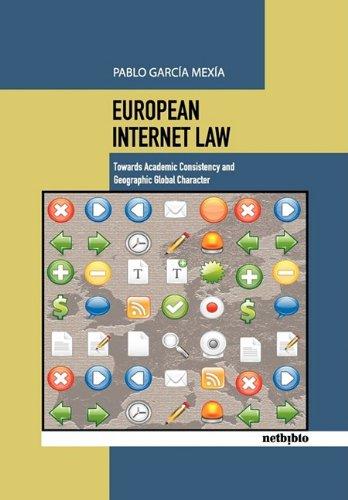 European Internet Law por Pablo Garca Mexa