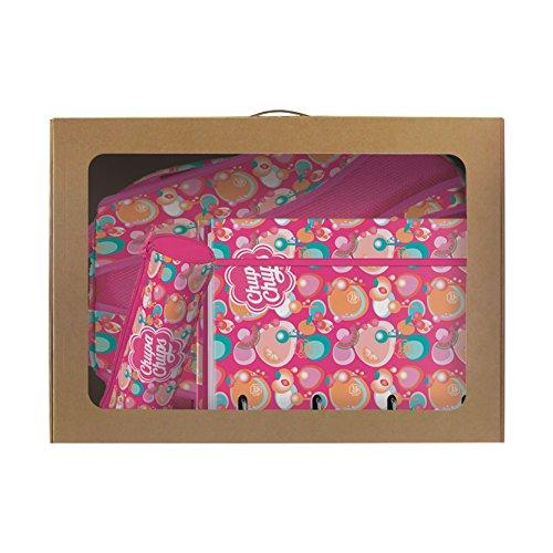 Preisvergleich Produktbild Chupa Chups–Geschenk-Set, 3-teilig (Dohe 50211)