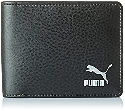 Puma Black Mens Wallet (7460501)