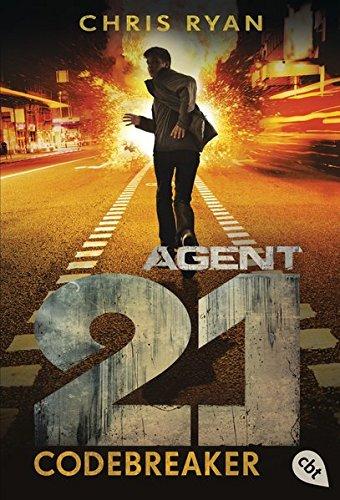 Agent 21 – Codebreaker (Die Agent 21-Reihe, Band 3) (Band 21)