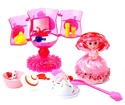 Cupcake Surprise 34659 Coffret - Playset - Sundae 8886457611400