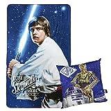 Cerdá Jungen Nierenwärmer Star Wars, Blau (Azul 38), One Size (Herstellergröße: Única)