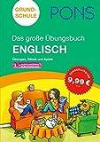 PONS Das große Übungsbuch für die Grundschule Englisch: Übungen