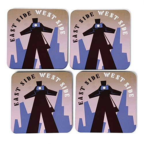 big-box-art-vintage-wpa-poster-east-side-west-side-coasters-multi-colour-9-x-9-cm-pack-of-4