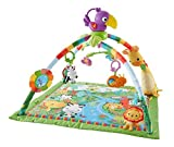 Fisher-Price Music and Lights Deluxe Gym, Rainforest by Fisher-Price