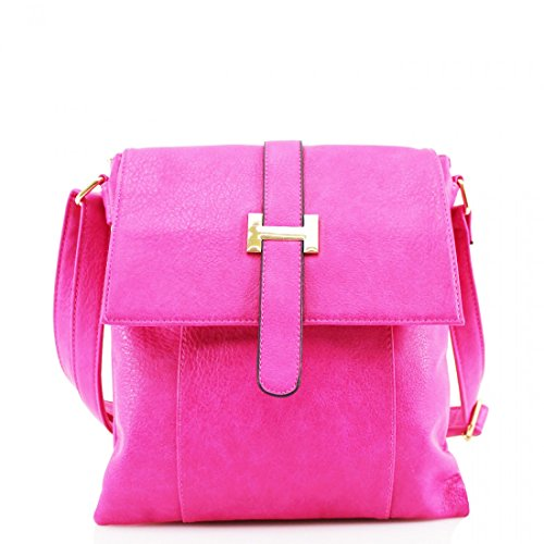YourDezire, Borsa a tracolla donna Pink