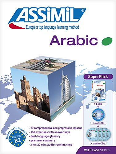 Arabic. Con 4 CD Audio. Con CD Audio formato MP3 (Senza sforzo)