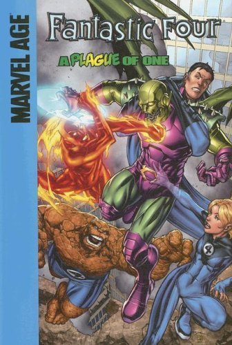 Plague of One (Fantastic Four) by Yoshida, Akira, Parker, Jeff (2006) Library Binding