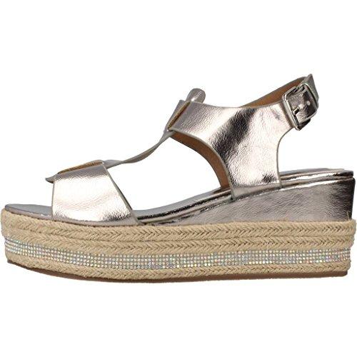 Sandali per Donne YELLOW Infradito marca e le modello E colore Argento donne SHOP Le infradito Argento STACY Per Sandali Argento PaaFwx