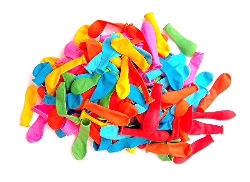 500 Wasserbomben Wasserspass Wasserballons Wasserspielzeug Idee Kinder Geburtstag Party outdoor Spass Farben bunt gemischt Deutscher Händler Sachsen Versand