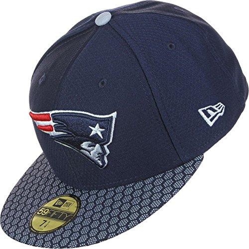 New Era 59Fifty Cap - NFL SIDELINE 2017 New England Patriots , Gr.7