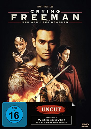 Crying Freeman - Der Sohn des Drachen (Uncut)