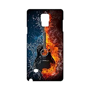 BLUEDIO Designer Printed Back case cover for Samsung Galaxy Note 4 - G1875