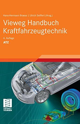 Vieweg Handbuch Kraftfahrzeugtechnik (ATZ/MTZ-Fachbuch) (Reifen Mobilität)