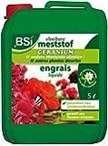BSI - Concime per piante fiorite e gerani, 5 l