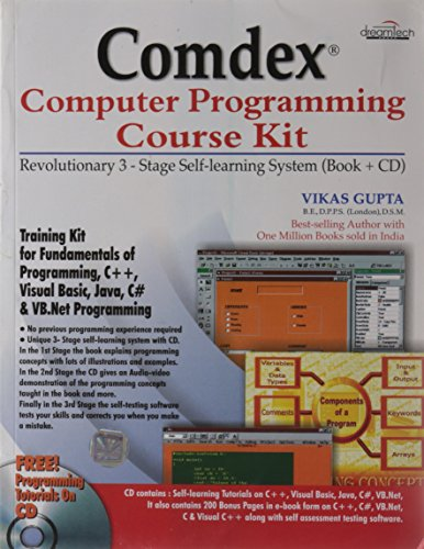 Comdex Computer Programming Course Kit