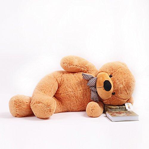 Hugmee120cm Riesen Sweety braun Teddybär Plüsch Toy Kuschelbär