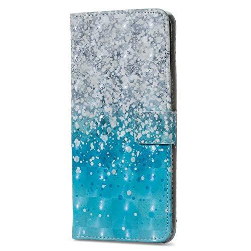 Handyhülle Kompatible für Samsung Galaxy A40 Hülle Wallet Case Cover PU Leder Tasche Flipcase 3D Muster Flipcase Schutzhülle Silikon Handytasche Skin Ständer Klapphülle Schale Bumper 6 - Wallet Skin Case