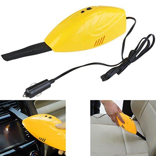 PIXNOR Tragbare Handstaubsauger Mini Auto Hoover Vac Staubsauger Dustbuster Leichtgewicht
