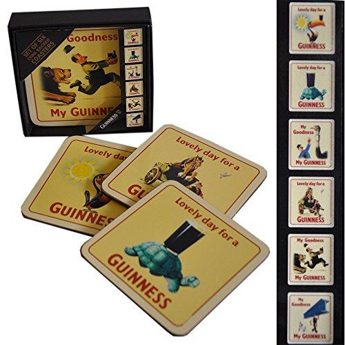 guinness-heritage-6er-pack-untersetzer-mit-unterseite-aus-kork