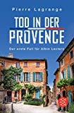 Tod in der Provence (Ein Fall für Commissaire Leclerc) - Pierre Lagrange