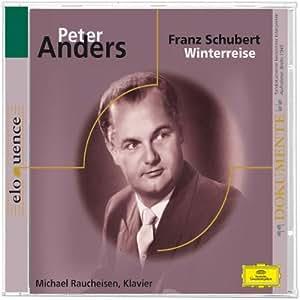 Anders,peter: Die Winterreise