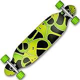 Skateboard - Longboard - Freeride Boards - Cruiserboard - Cruising Boards - Longboards mit Modellauswahl (Alien Attack)