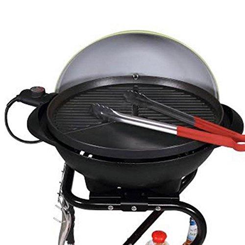 FAVEX PANAME Barbecue Électrique, Noir, 98x46x58 cm