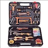 Libina 109 Stück Handwerkzeuge Set Hardware-Tool-Set Zu Hause Holz Bearbeitungs-Elektriker Reparatur-Kit