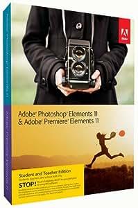 Photoshop Elements 11 + Premiere Elements 11 - version éducation