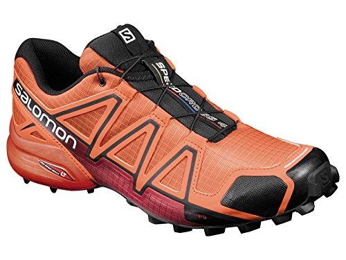 Salomon Speedcross 4, Scarpe da Trail Running Uomo Orange