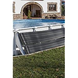 Manufacturas Gre AR2069 - Calentador solar de agua para piscinas con bomba de 1/3 HP